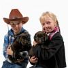 Vaikai ir labradorai